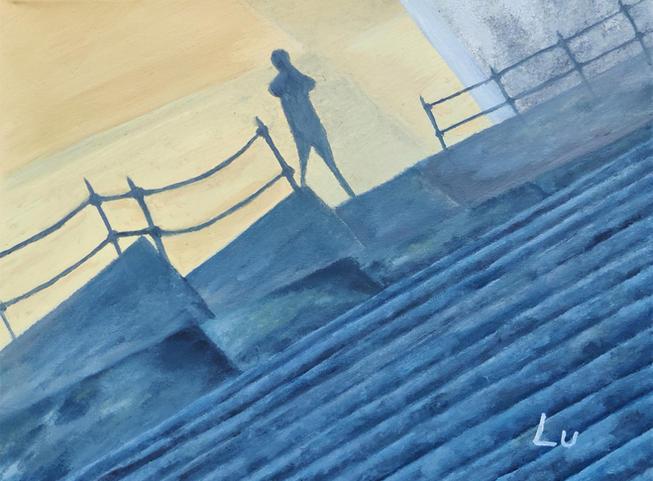 Z in Shadows by Luna Smith