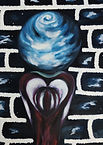 Peace by Luna Smith - Nott collection - famous oil painting
