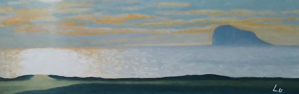 Sunrise at North Berwick Beach