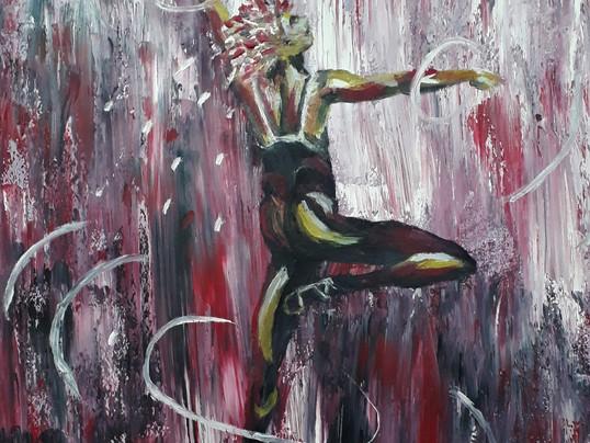 Dancer by Luna Smith