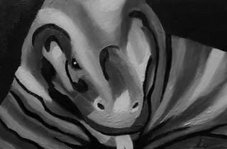 Komodo Dragon by Luna Smith