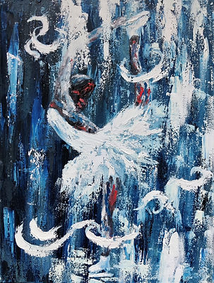 Ice Dancer by Luna Smith - the best art in the world