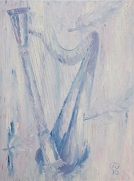Harp by Luna Smith - the best art in the world