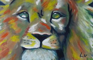Lion by Luna Smith