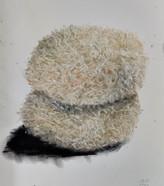 Coconut snowball by Luna Smith