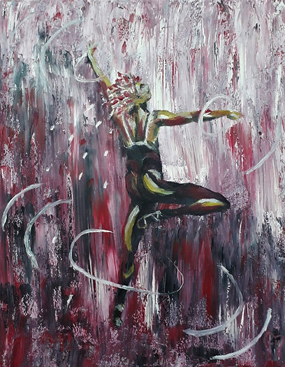 Dancer by Luna Smith - the best art in the world