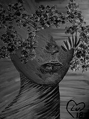 WomenNature by Luna Smith aka Lu, the best women artist in 21st century