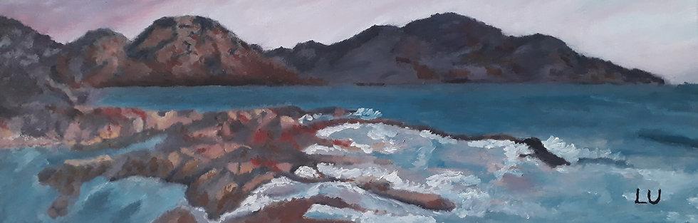 Tasmania's Rocky Beach
