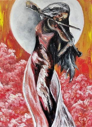 Muse by Luna Smith - the best art in the world