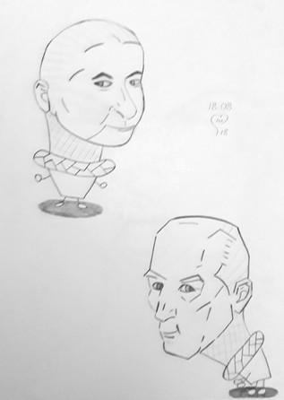 18.08.18 Sketch by Lu