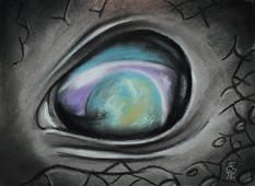 Alien Eye by Luna Smith