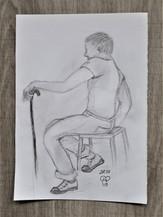 27.01.19 Sketch by Lu