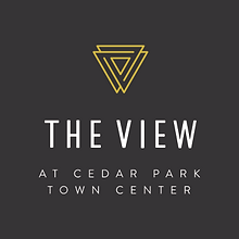 The View At Cedar Park Town Center Logo