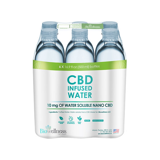 CBD Infused Water
