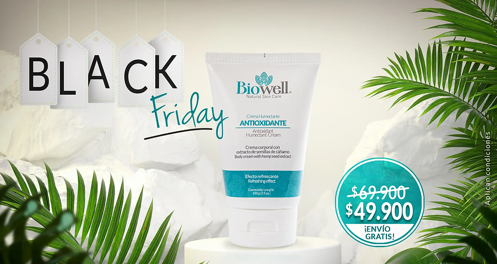 Biowell black friday