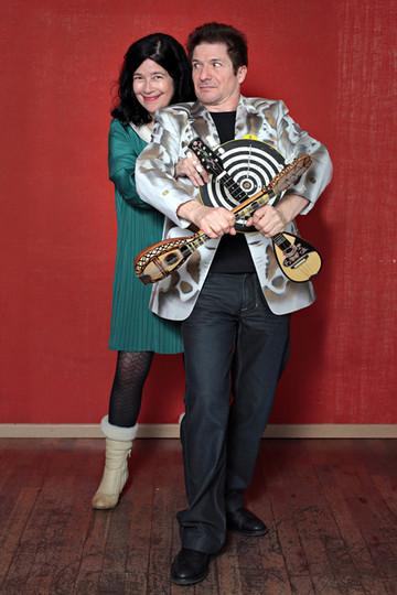 Katja Alves & Boni Koller