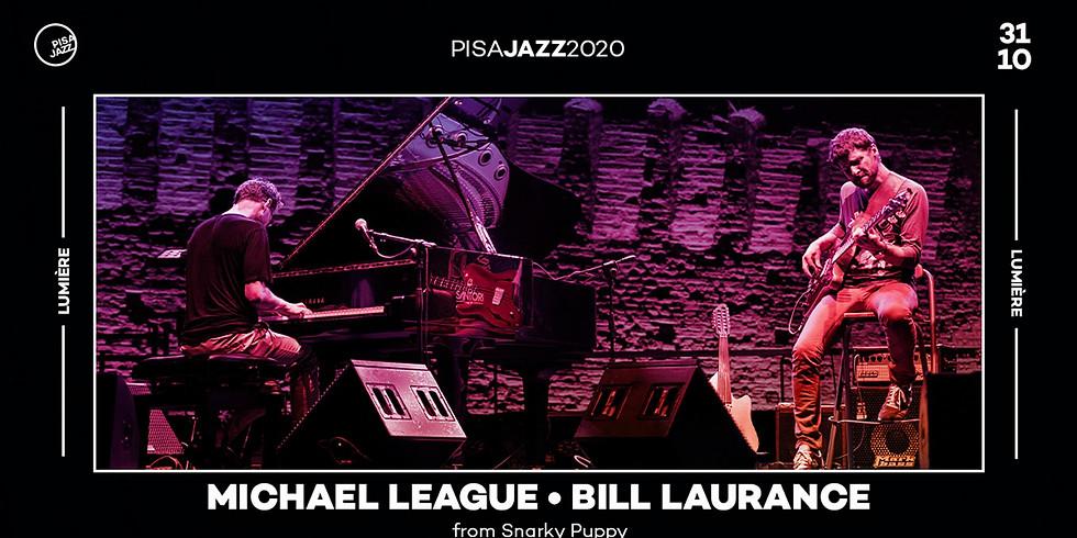 Pisa Jazz presenta: Michael League & Bill Laurance (Snarky Puppy)