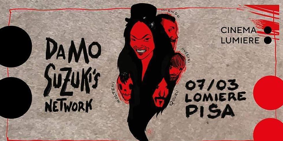 Damo Suzuki's Network