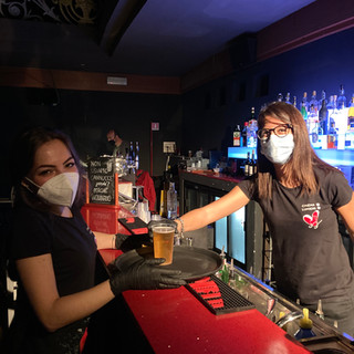 Il Bar del Lumiere!