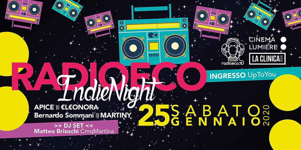 RadioEco Indie Night
