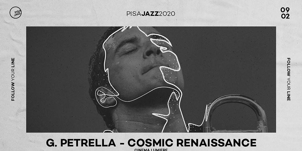 Gianluca Petrella Cosmic Renaissance