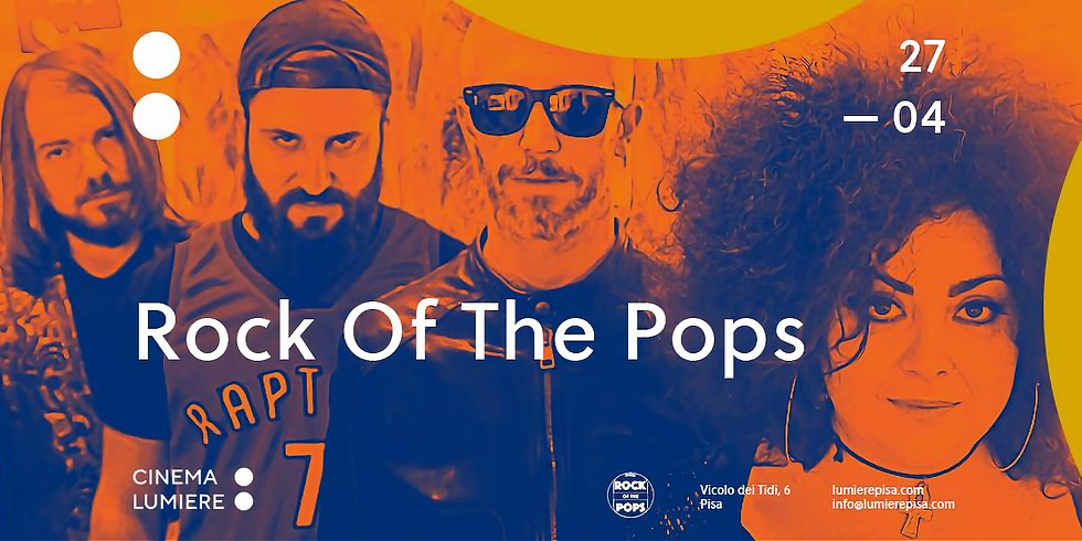 Rock of the Pops