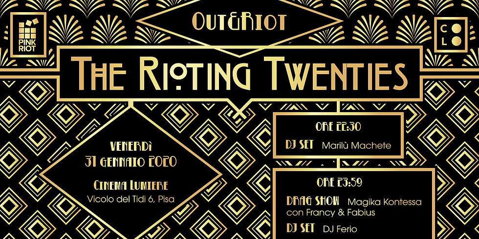 Out&Riot - The Rioting Twenties
