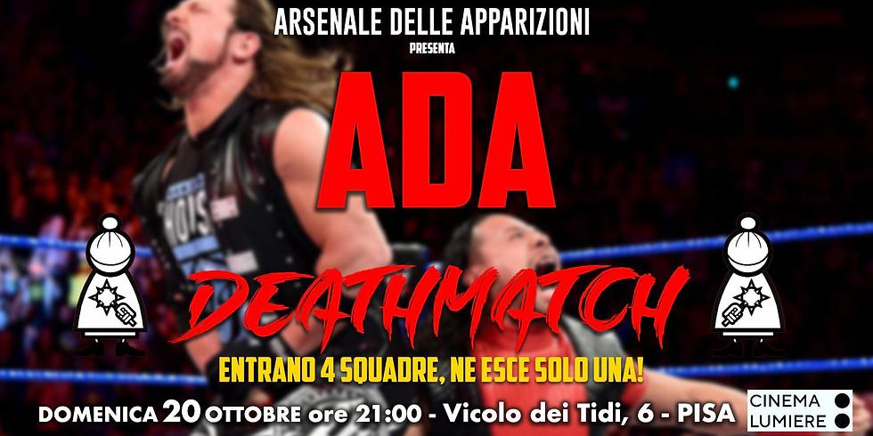 ADA Deathmatch - Improvvisazione teatrale