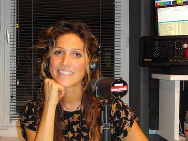 Angie sur Radio Horizon