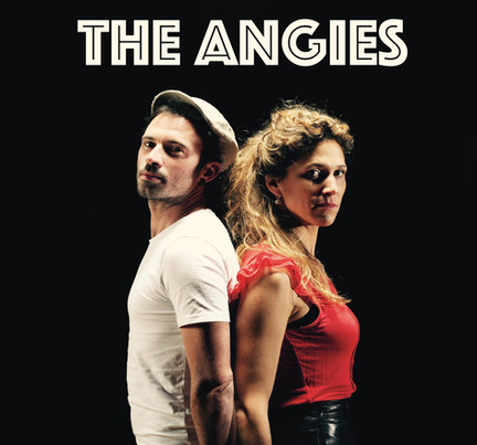 The Angies, couverture d'EP 2019