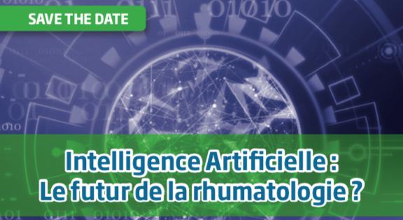 Artificial Intelligence: the future of rheumatology?