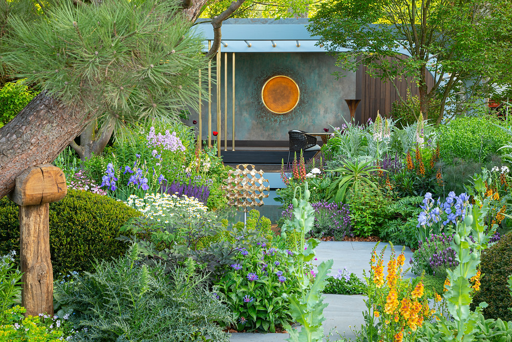RHS Chelsea Flower Show 2019 Chris Beardshaw Garden