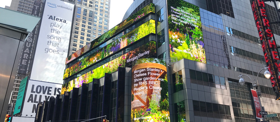 Garden on Times Square