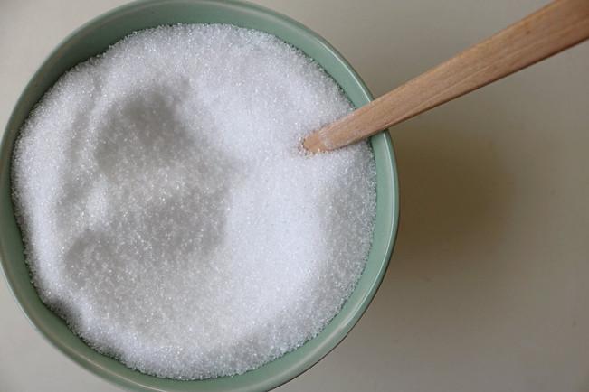 that sugar thing // Wenn zuckerfrei plötzlich Thema ist