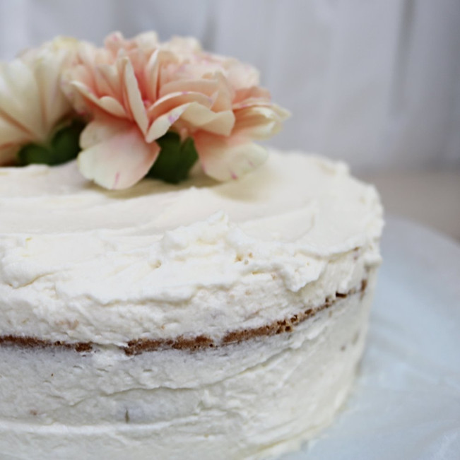 Unser Sonntagskuchen // Dulce de leche Torte
