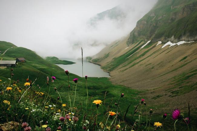 Bergwelten // Über Poesie am Berg