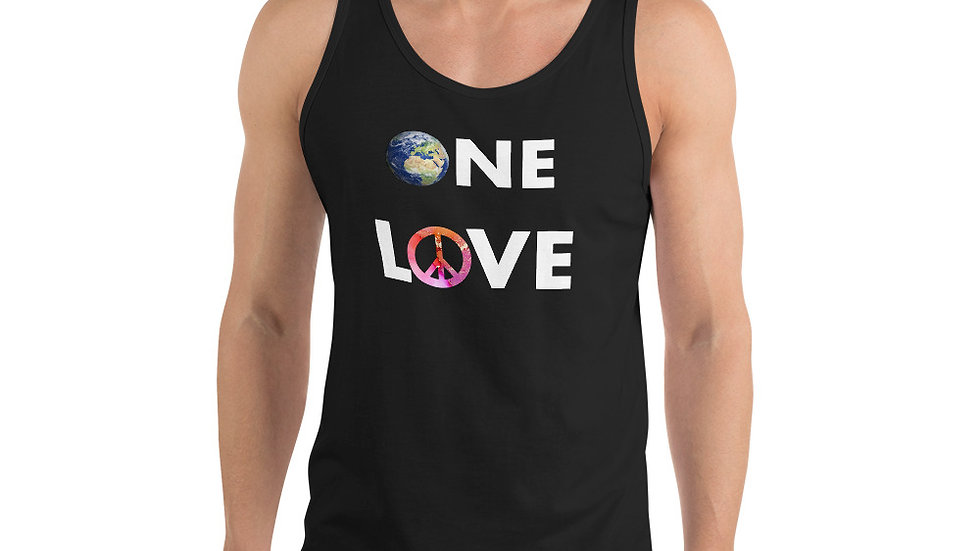 One Love Unisex Tank Top