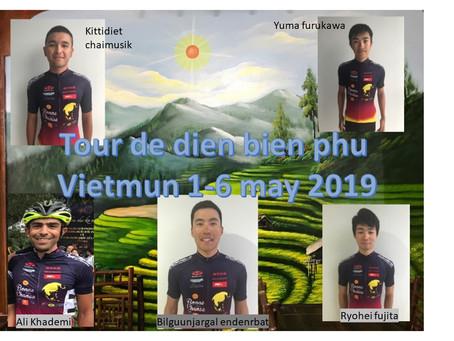 impresssion of riders stage 3(dien bien phu)
