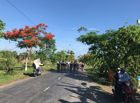 International bike tournament VTV cup Ton Hoa Sen 2019