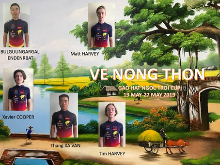 we start VE NONG THON (Let's go to country side)
