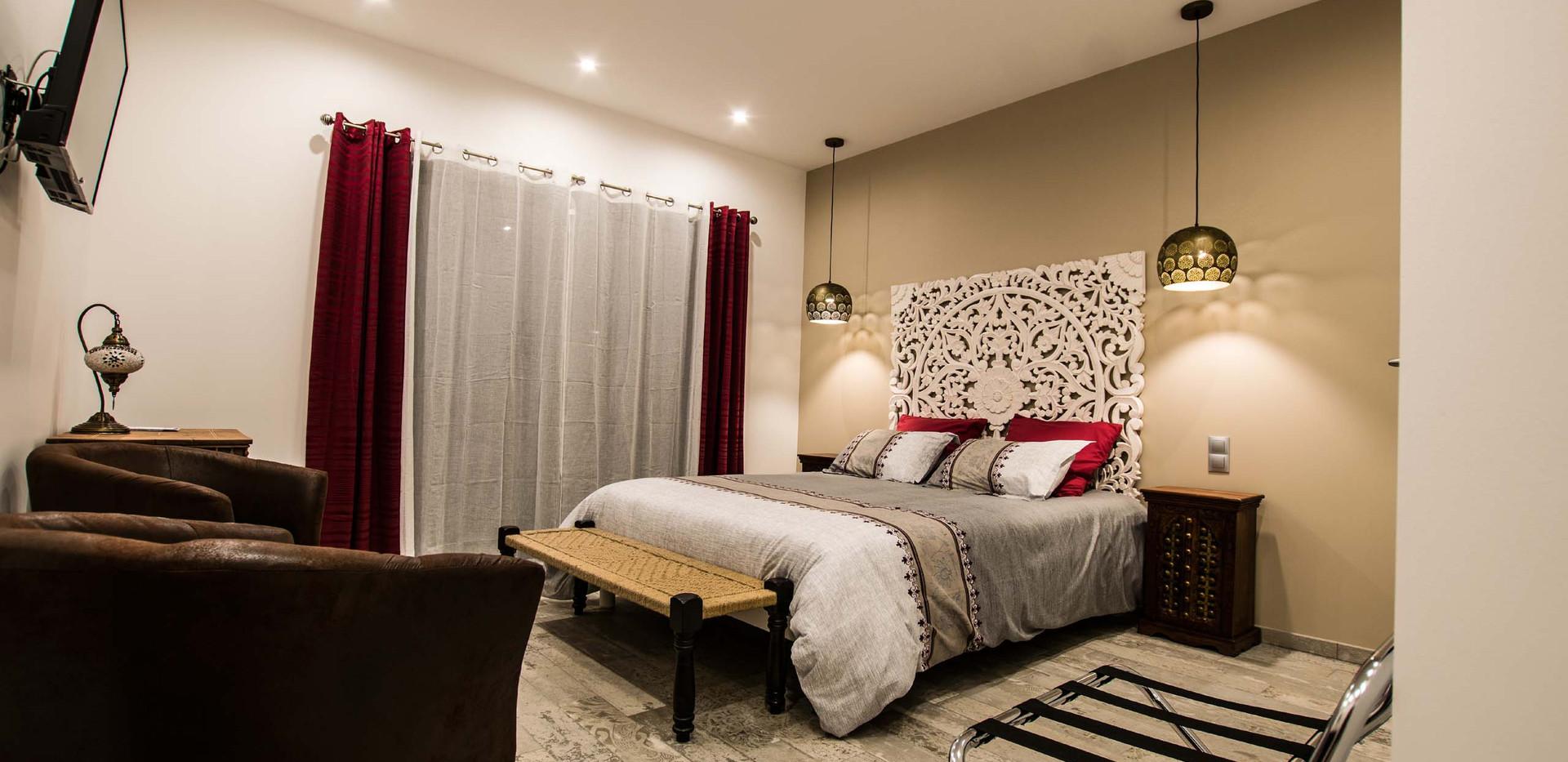 23m2 de confort pour la chambre New Delhi