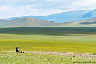 trek et randonnée à pied en Mongolie
