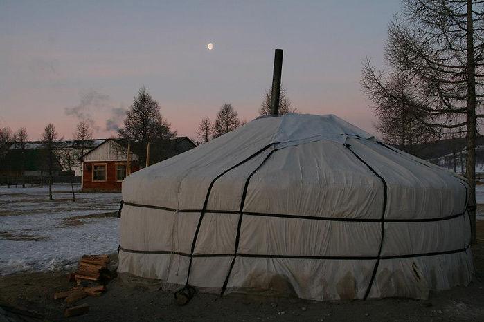 hiver mongol