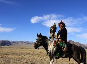 festival des aigliers Olgii agence de voyage Esprit Mongolie