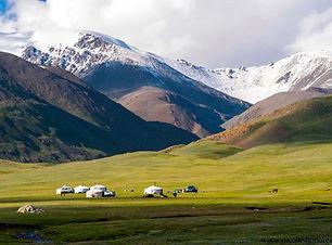 trek unique dans l'Altai agence de voyag
