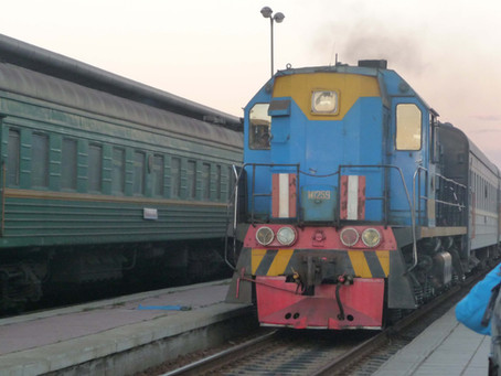 Tout savoir sur le Transsibérien