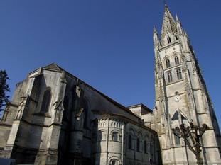église saint eutrope Saintes
