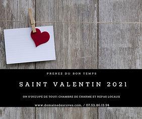 Rouge Cœurs Saint-Valentin Jour Publicat