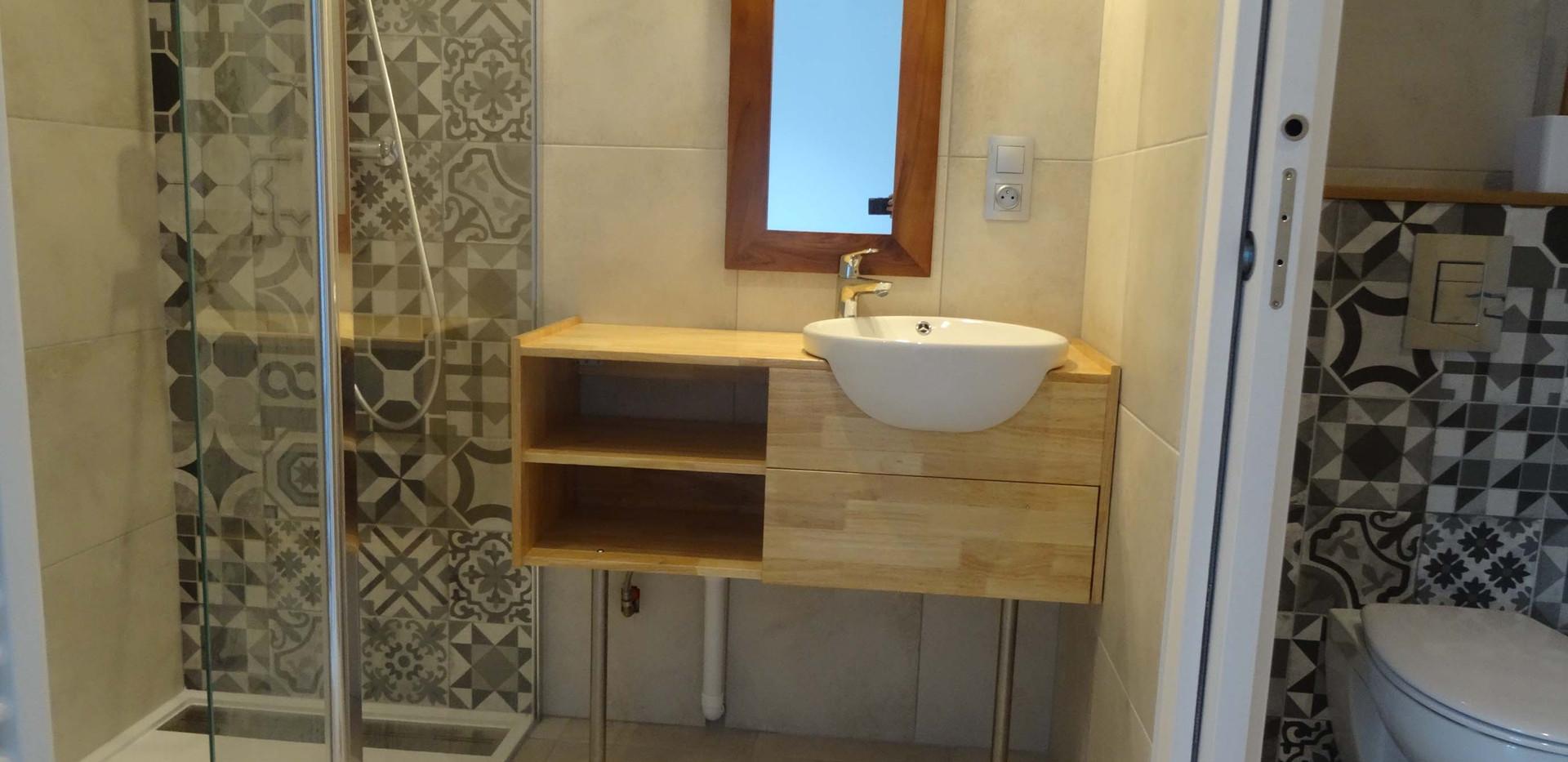 Salle de bain Chaniers