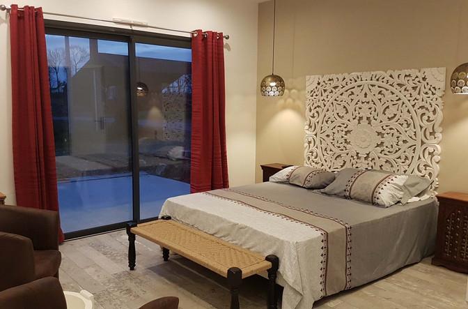 La chambre New Delhi